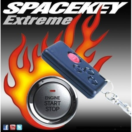 Alarma auto arranque Spy Spacekey Extreme