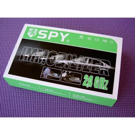 Inmovilizador electrónico con tarjeta marca Spy modelo 101