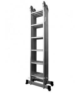Escalera multifunción 6.90mtr. Marca Pro-Steps