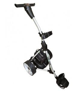 Carro  eléctrico de golf  Pro Kaddy  Modelo  S1T Digital