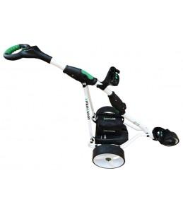 Carro  eléctrico de golf  Pro Kaddy  Modelo  D3 GTX Blanco