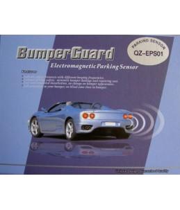 Sensor de aparcamiento electromagnético