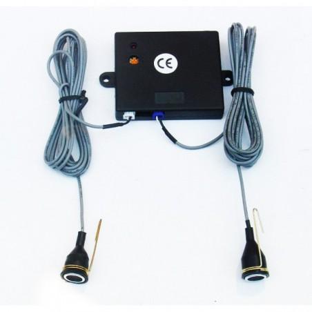 Ultrasonidos para alarma de coche marca Spy
