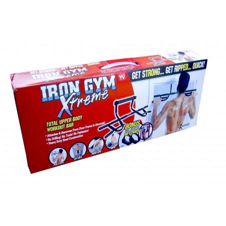 Iron Gym Xtreme Edición Negra