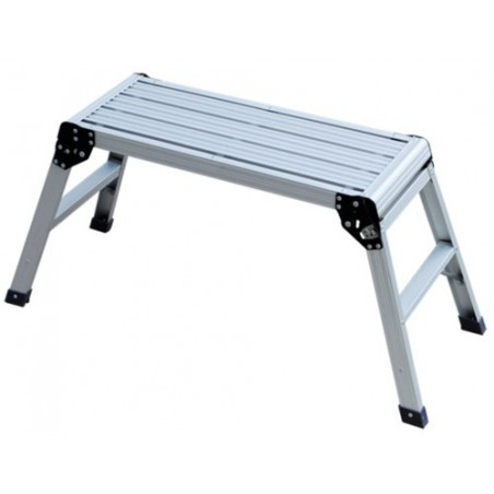 Plataforma de trabajo Aluminio