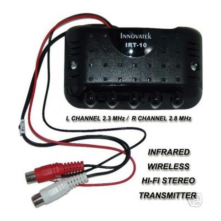 Transmisor infrarrojo