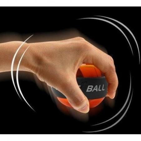 Wrist ball generador de inercia con micro ordenador led