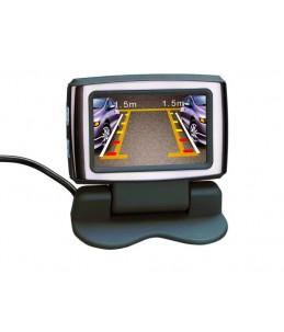 Sistema de aparcamiento con monitor camara y 4 sensores
