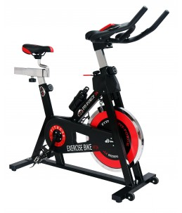 Bici estática Fit-Force con volante de inercia de 24kg