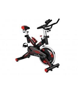 Bicicleta estática Fit-Force X24KG con volante de inercia de 24 kilos