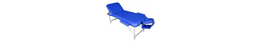 Camillas de masaje plegables de aluminio
